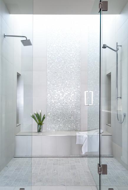 Showhouse at cavitt ranch transitional bathroom for Bathroom remodel 10k