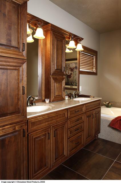 Showplace Cabinets - Bath traditional-bathroom