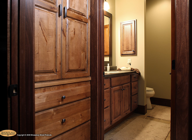 Showplace Cabinets - Bathroom - Traditional - Bathroom - other metro - by Showplace Wood Products
