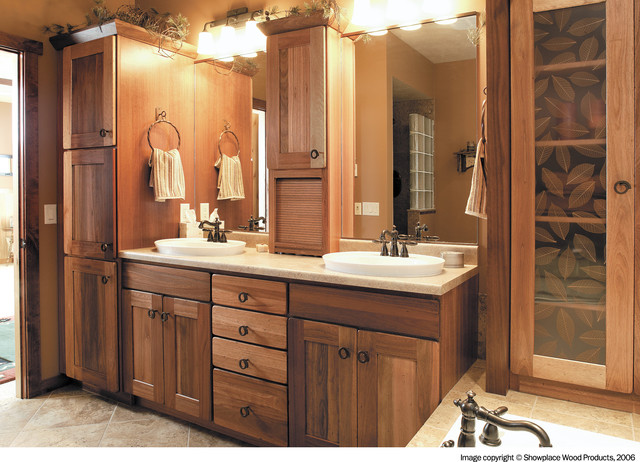 Showplace Cabinets Bathroom Traditional