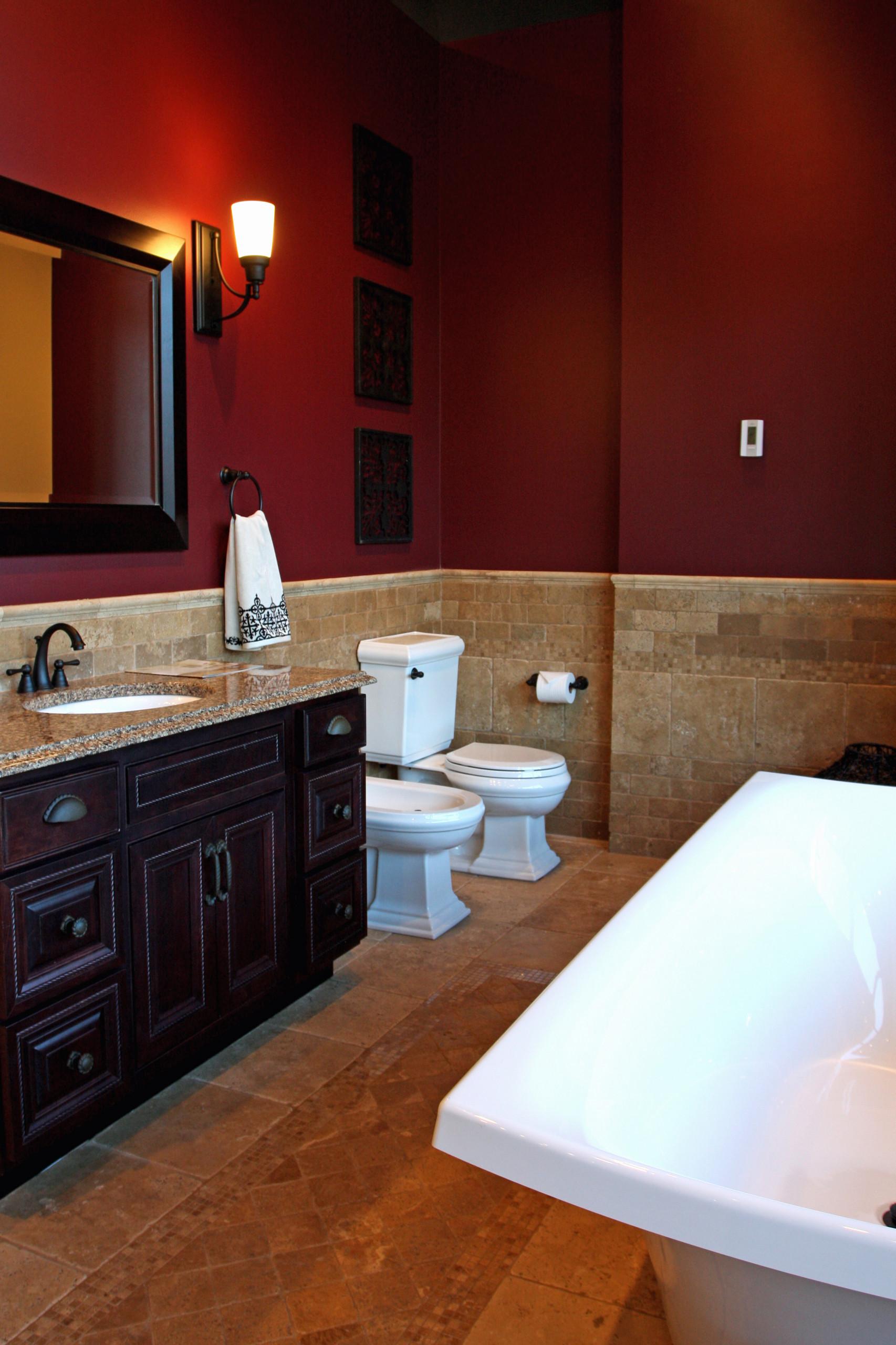 Showroom Bathroom Display