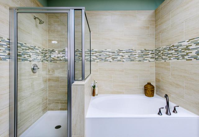 Showroom Displays Contemporary Bathroom Austin By