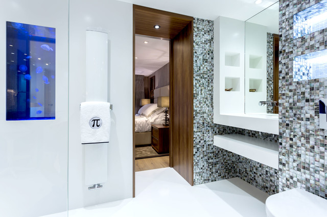 showroom shower room modern badezimmer london. Black Bedroom Furniture Sets. Home Design Ideas
