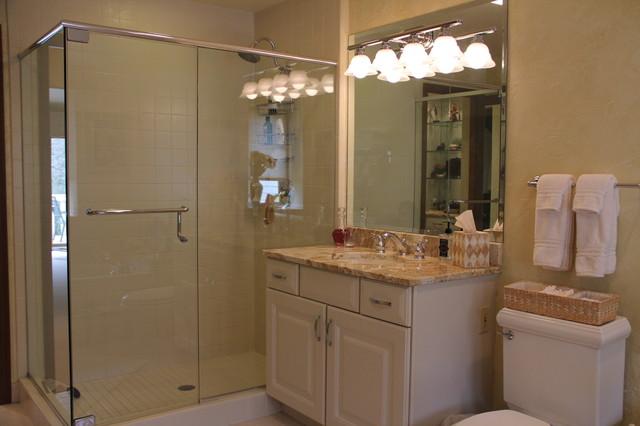 Sickinger Bathroom traditional-bathroom