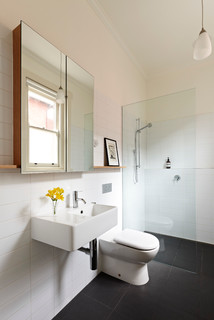 In-Wall Toilet Suite