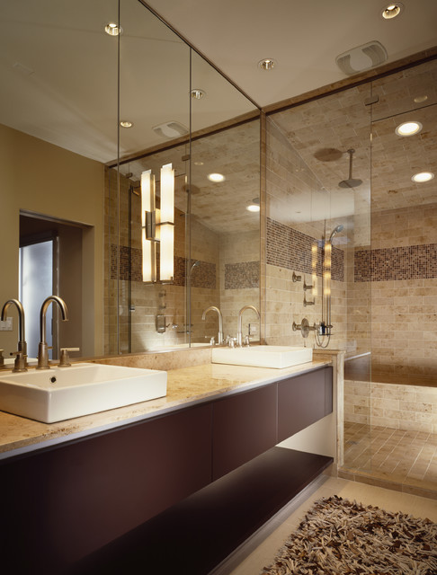 Sienna contemporary bathroom