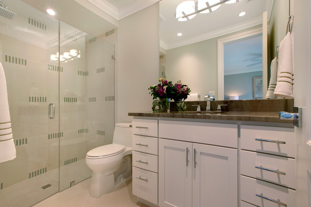 Signature Builders Group contemporary-bathroom