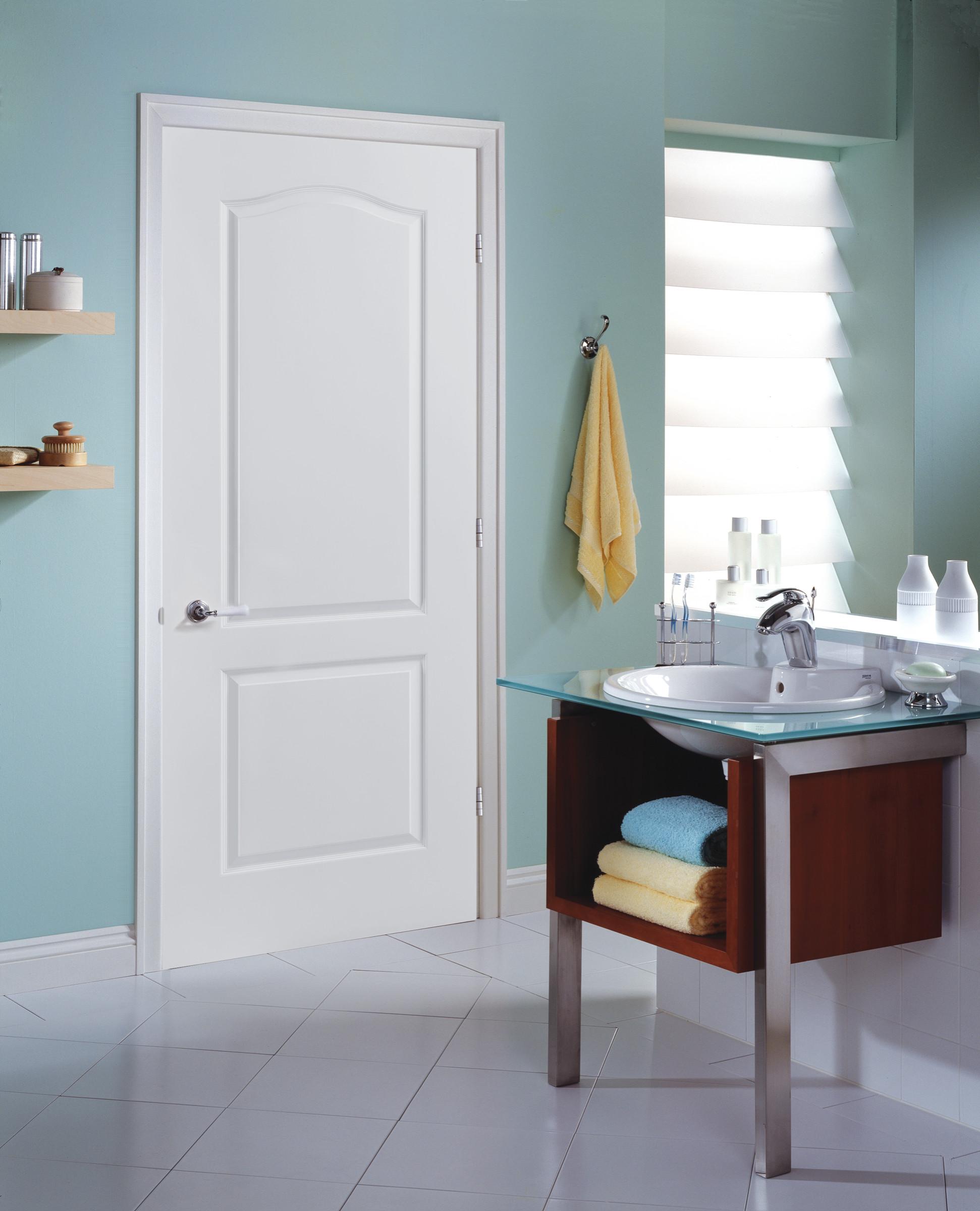 Door Modern Bathroom Ideas Houzz