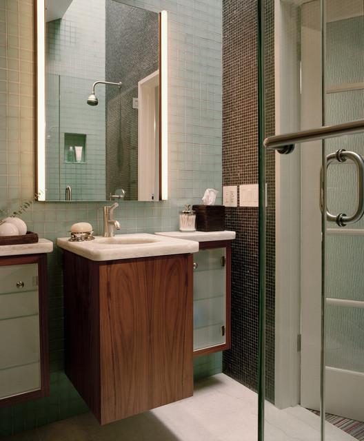 Silver - Contemporary - Bathroom - san francisco - by John ...