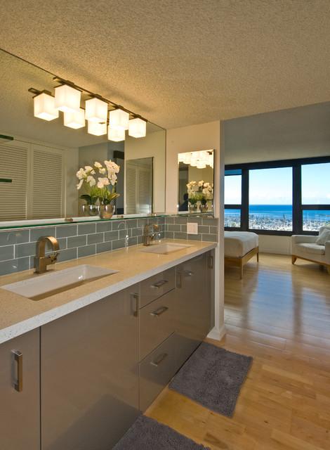 Silver lining contemporary bathroom hawaii by for Archipelago hawaii luxury home designs