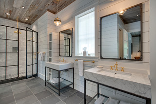 75 Beautiful Country Bathroom Pictures Ideas February 2021 Houzz Au