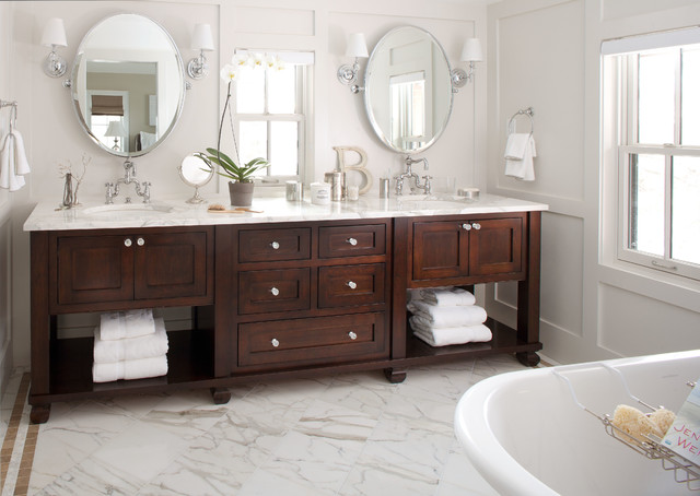 Silverado Collection traditional-bathroom-vanities-and-sink-consoles