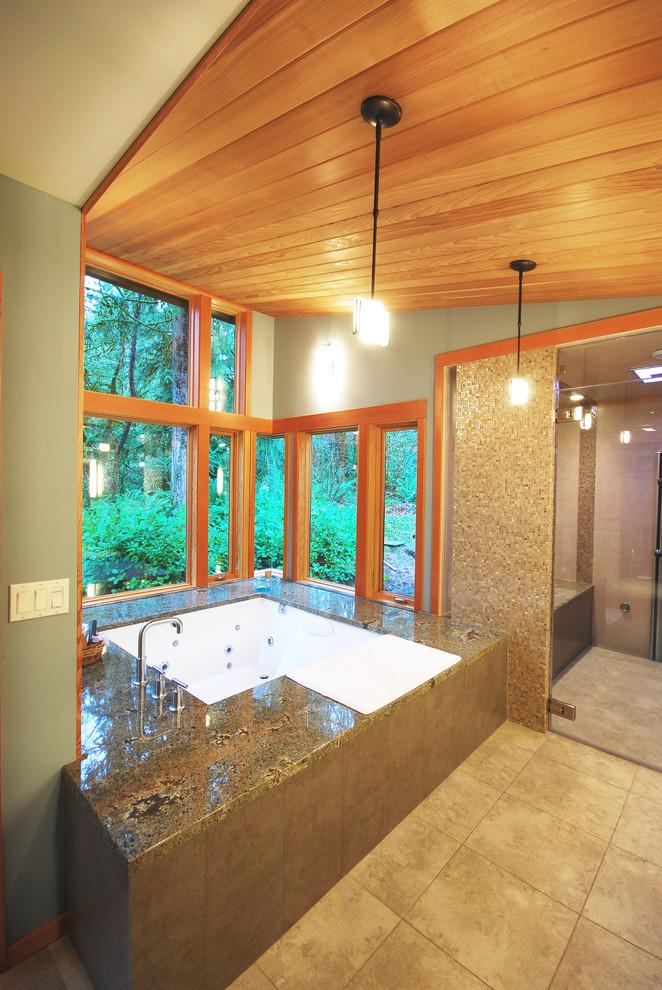 Simonyi Residence - Modern - Bathroom - Portland - by ...