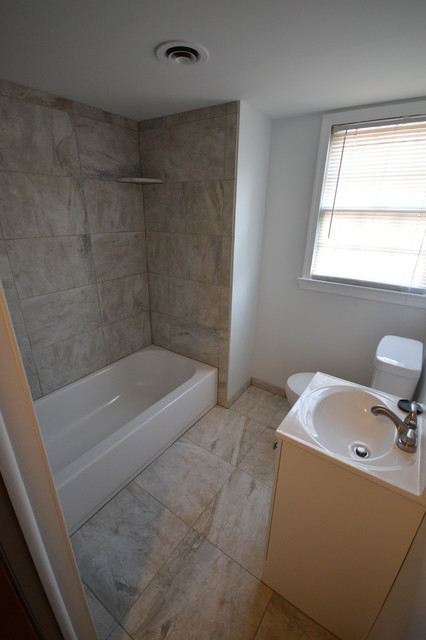 Simple Bathroom remodel 3