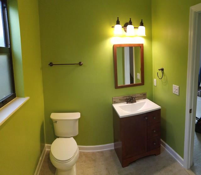 Beautiful Bathrooms Houzz: Simple/Beautiful Spare Bath