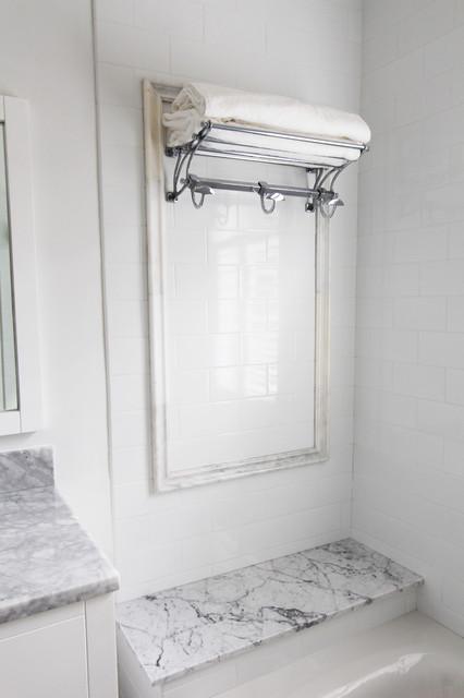 Simple Yet Elegant Traditional Bathroom Atlanta By