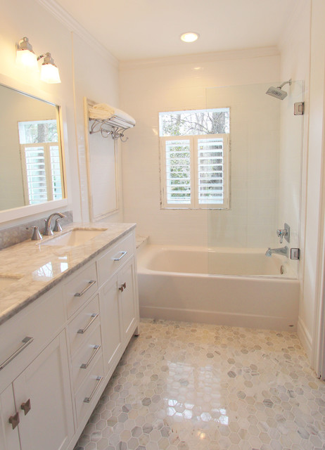 Simple Yet Elegant Traditional Bathroom Atlanta By Change Your Bathroom Inc