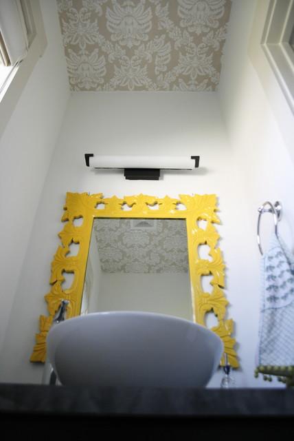 Simply Grove eclectic-bathroom