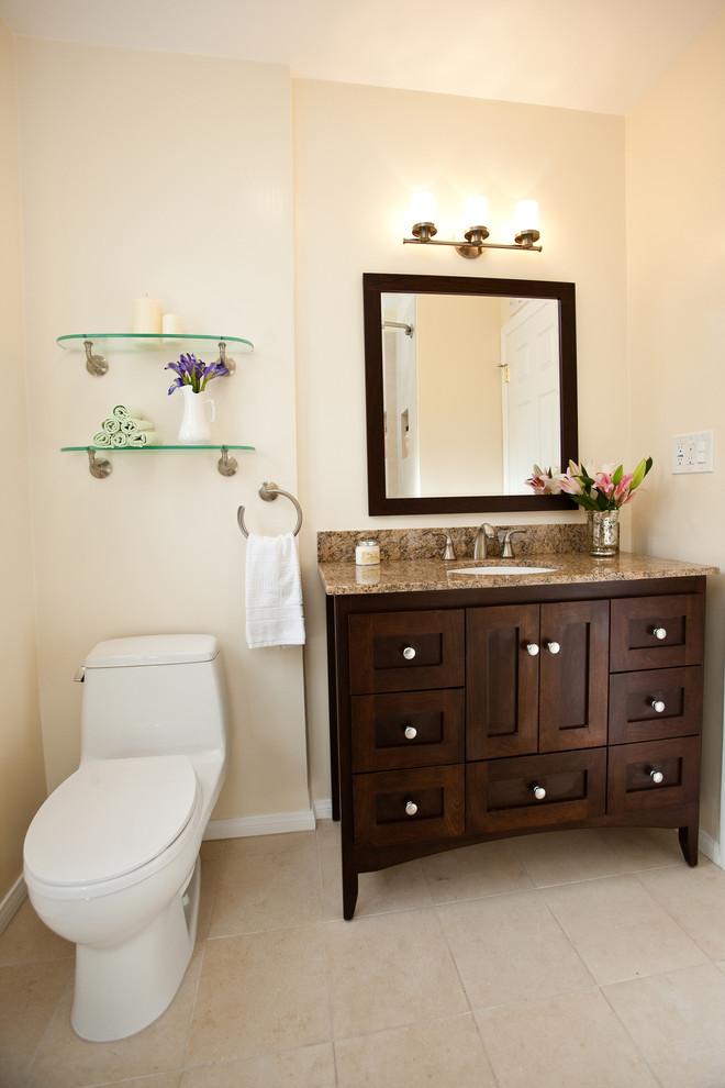 Single Sink Bath Vanity - Traditional - Bathroom - Seattle ...