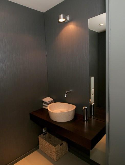 Sittard 2 bathroom modern-bathroom