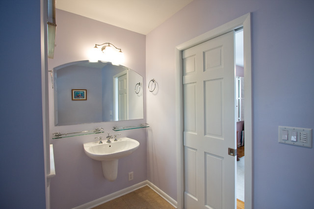 Sky and stone bath eklektisk badrum raleigh av for Bath remodel wilson nc