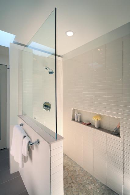 Skyline Bathroom contemporary-bathroom