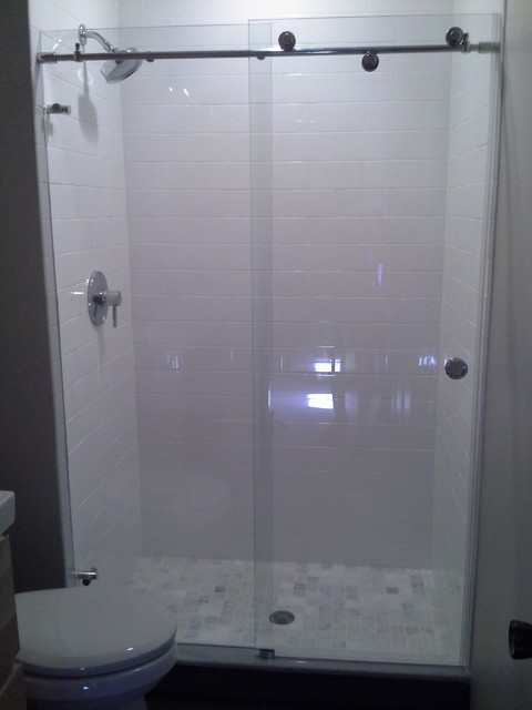 Skyline Sliding Shower Door