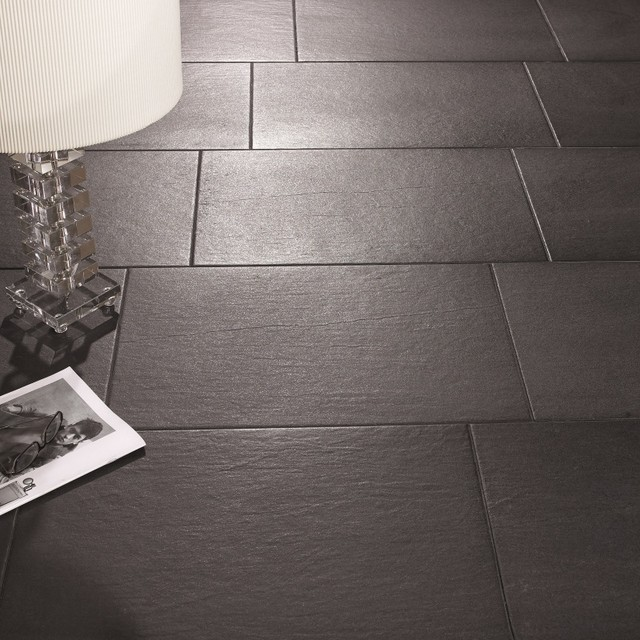 Slate effect bathroom tiles with creative inspirational in for Country floors tile