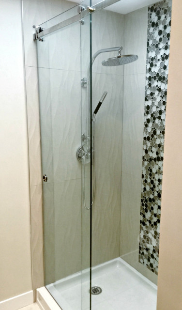 sliding shower door vancouver shower glass professionals