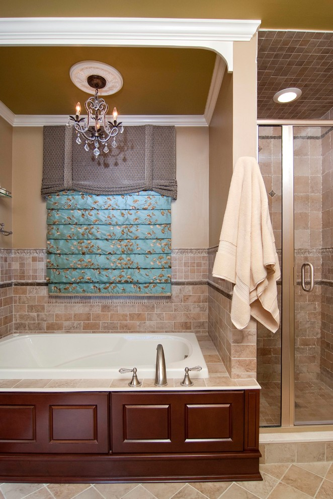 Small 9x9 Bathroom With Great Style Traditional Bathroom New York By Robin Lamonte Rooms Revamped Houzz