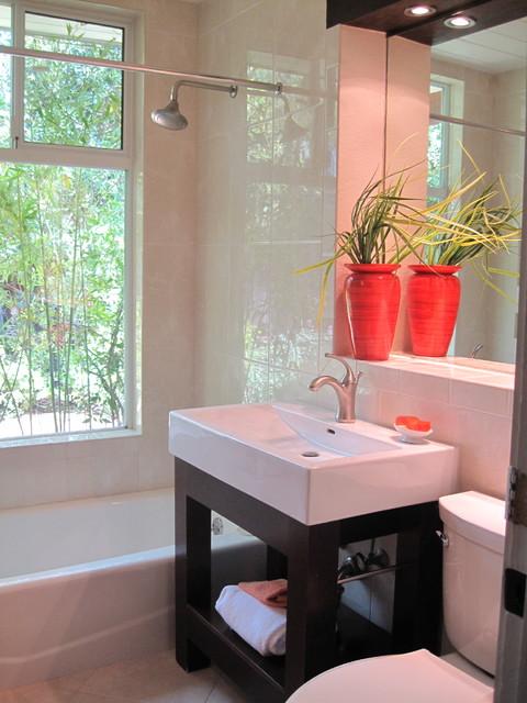Small Bath contemporary-bathroom