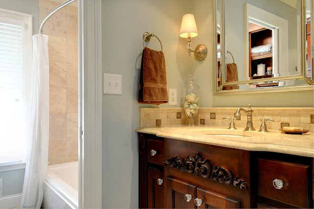 small bathroom big update traditional bathroom atlanta by