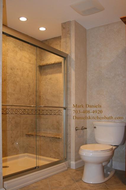 Small Bathroom Ideas   Traditional   Bathroom   DC Metro ...