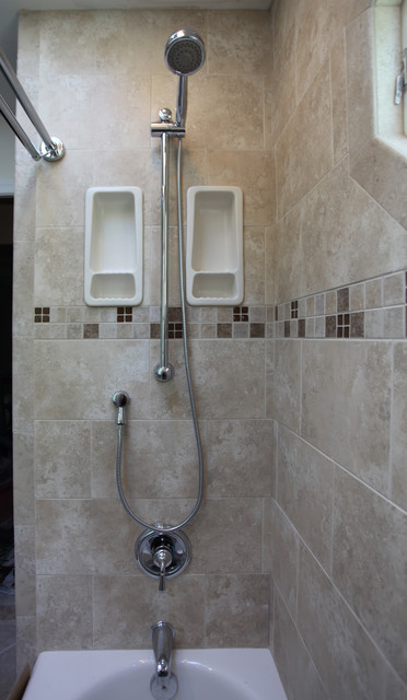 small bathroom ideas traditional bathroom - Traditional Bathroom Tile Designs