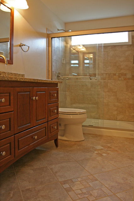 bathroom floor ideas small bathroom ideas traditional bathroom dc metro 10393