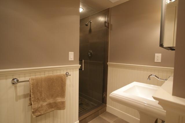 Small Bathroom contemporary-bathroom