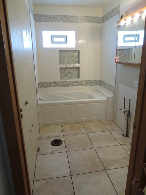 Small Bathroom Redo Traditional Bathroom