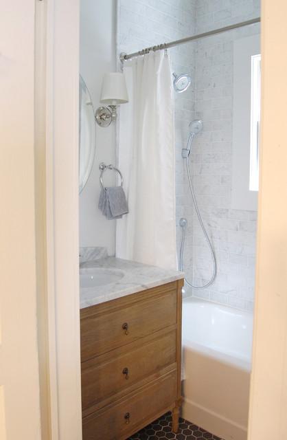 Small Bathroom Remodel San Francisco Contemporary Bathroom