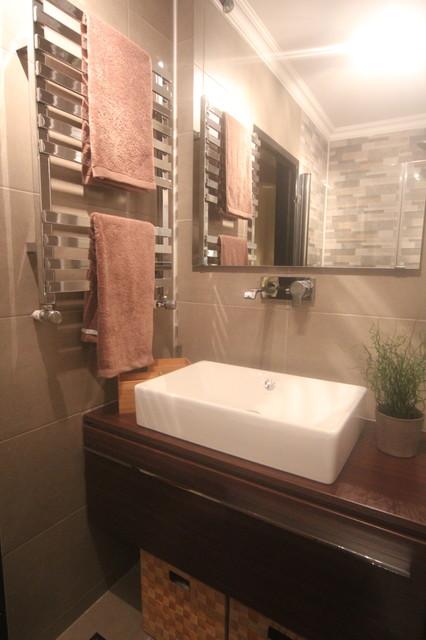 small bathroom solutions contemporary-bathroom