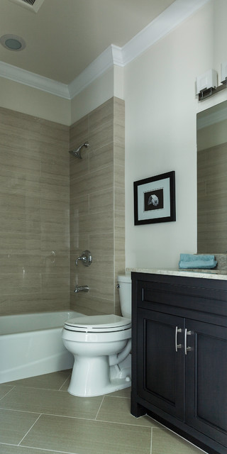Small bathroom with lots of style modern bathroom for Small modern bathroom designs 2012