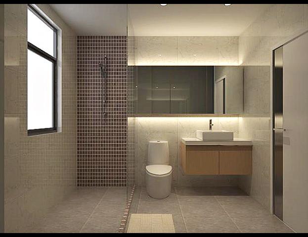 Small box for Bathroom interior design photo gallery