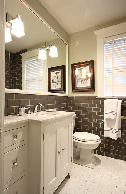 Best Ideas About Elegant Small Bathroom Renovations