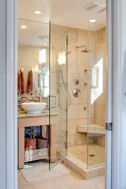 small master bath contemporary bathroom san