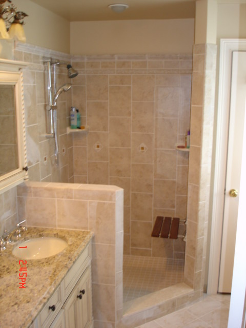 small master bath bathroom