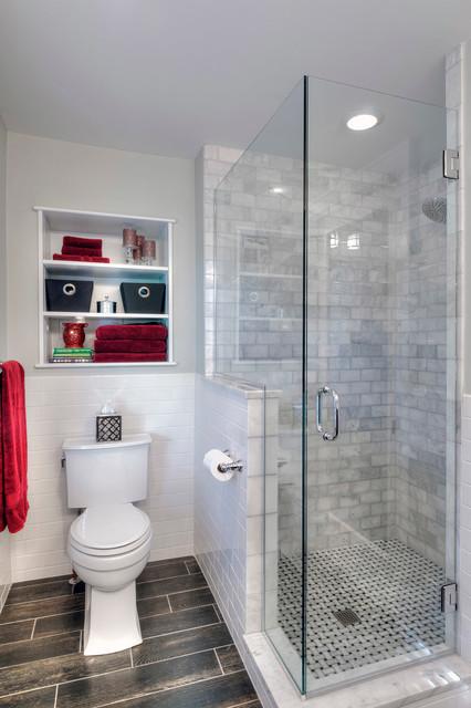 Small Master Bathroom traditional-bathroom