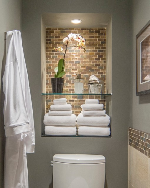 small scale bathroom contemporary bathroom cleveland by