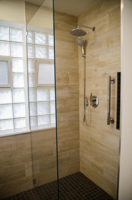 Small Spa Bathroom Contemporary