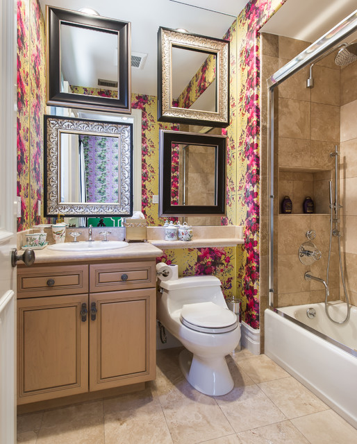 Smart house for Home automation shower