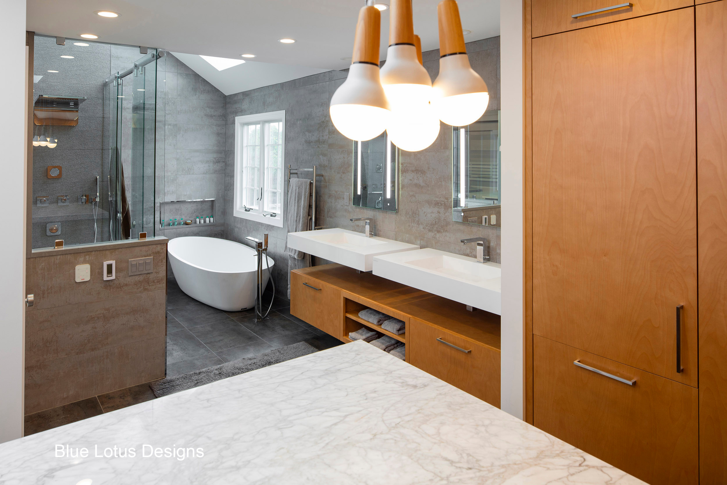 Smet Bathroom & Master Closet Renovation
