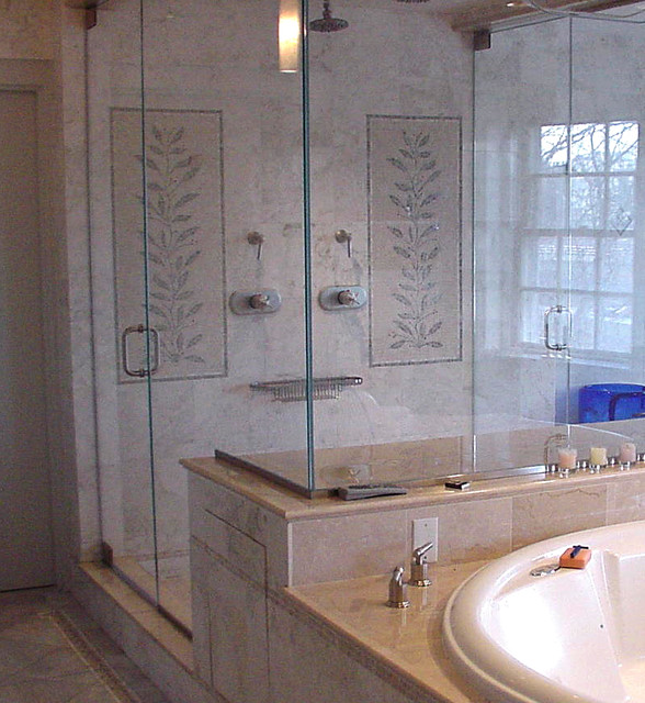 Snowbush Panels Traditional Bathroom Richmond By